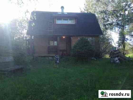 Дом 30 м² на участке 15 сот. Сясьстрой