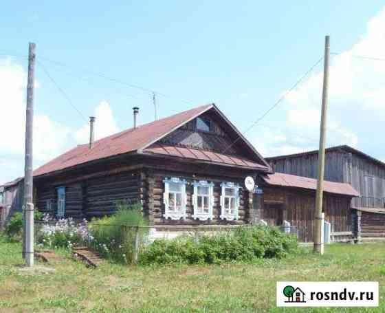 Дом 40 м² на участке 36 сот. Красноуфимск