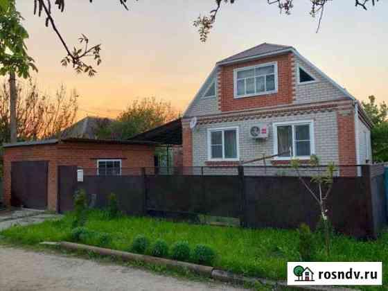 Дом 160 м² на участке 10 сот. Новотитаровская