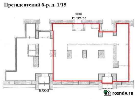 Помещение 156.18 кв.м. в центре города Чебоксары