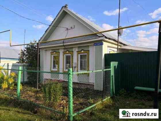 Дом 55 м² на участке 25 сот. Русский Акташ