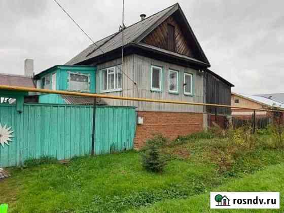 Дом 60 м² на участке 8 сот. Агрыз