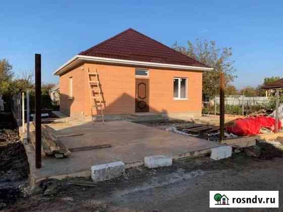 Дом 80 м² на участке 4 сот. Краснодар