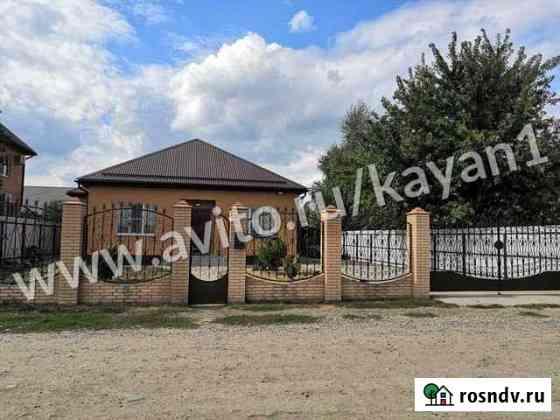 Дом 108 м² на участке 4 сот. Новотитаровская