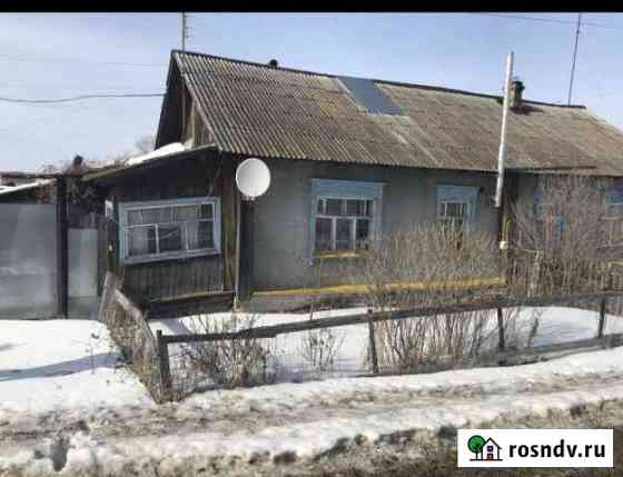Дом 63 м² на участке 10 сот. Еланский