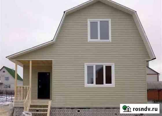 Дом 70 м² на участке 6 сот. Пущино