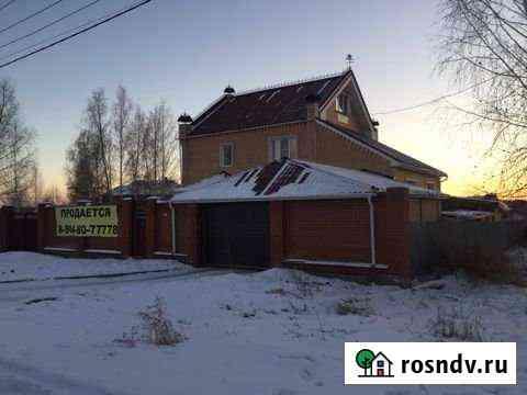 Коттедж 300 м² на участке 15 сот. Челябинск