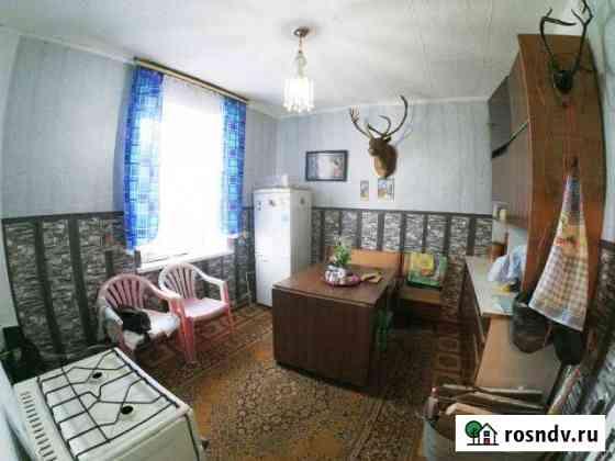 Дом 42 м² на участке 10 сот. Комсомольск-на-Амуре