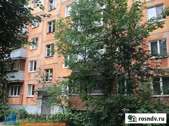 2-комнатная квартира, 48 м², 1/5 эт. Пушкино