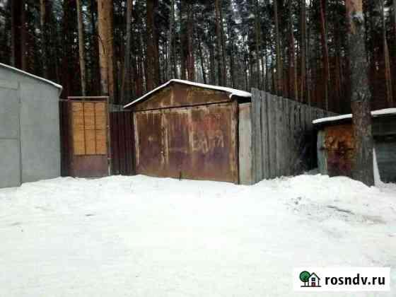Гараж 22 м² Белоярский