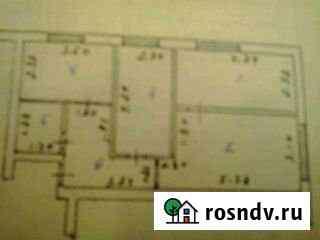 3-комнатная квартира, 54.9 м², 3/3 эт. Туринская Слобода
