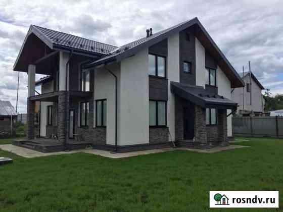Дом 240 м² на участке 6 сот. Володарского