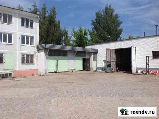 Производственная база, 13589 кв.м. бетонированная тер Брянск