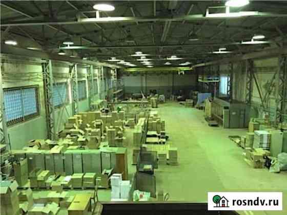 Продам производственный комплекс 2800 кв. м Кольчугино