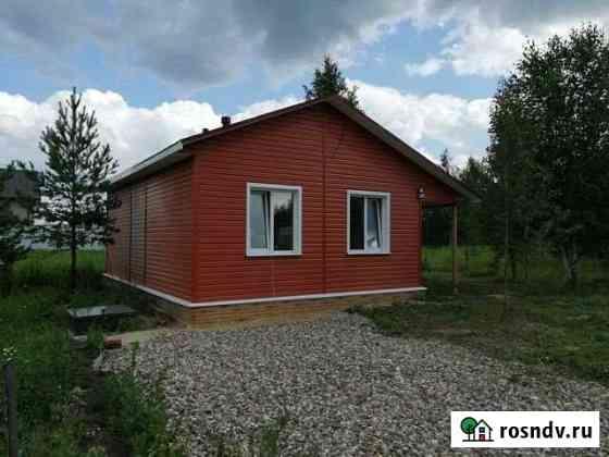 Дом 48 м² на участке 5 сот. Большие Дворы