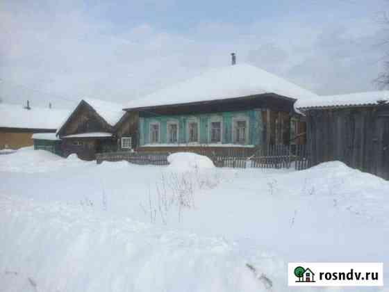 Дом 60 м² на участке 10 сот. Суксун
