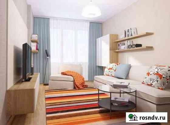 2-комнатная квартира, 66 м², 7/8 эт. Янино-1