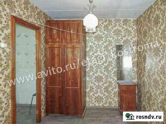 Комната 40 м² в 3-ком. кв., 5/5 эт. Кострома