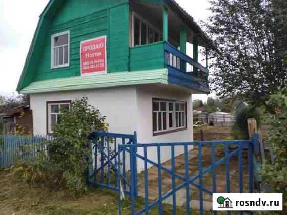 Дача 50 м² на участке 11 сот. Байкальск