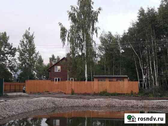 Дом 100 м² на участке 6 сот. Павловская Слобода