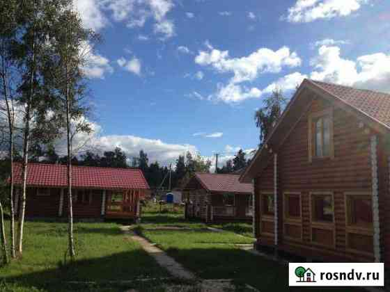 Коттедж 150 м² на участке 10 сот. Красное Село