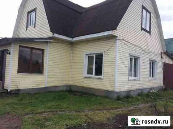 Дом 128 м² на участке 9 сот. Сясьстрой
