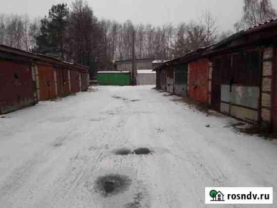 Гараж 17 м² Омутнинск