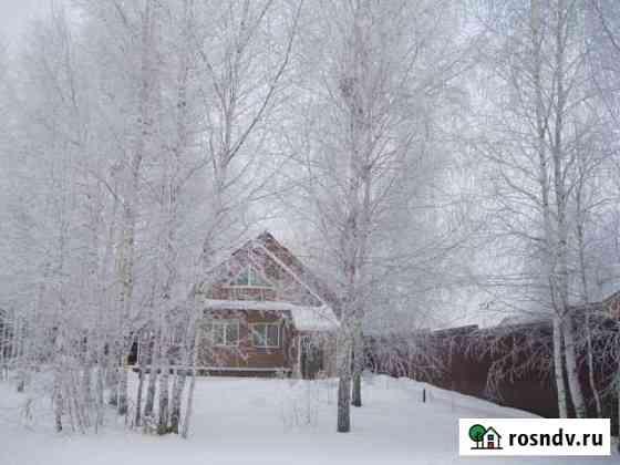 Коттедж 100 м² на участке 10 сот. Новосибирск