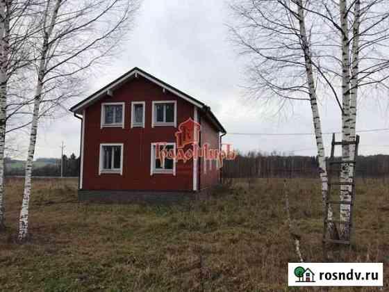 Дом 100.1 м² на участке 20 сот. Реммаш