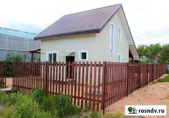 Дом 100 м² на участке 5 сот. Большая Ижора