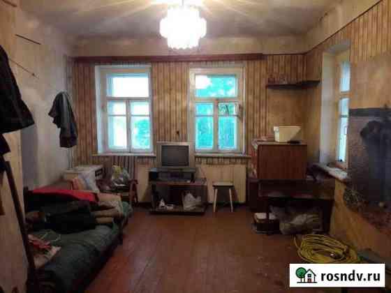 Комната 38.8 м² в 2-ком. кв., 2/2 эт. Ржев