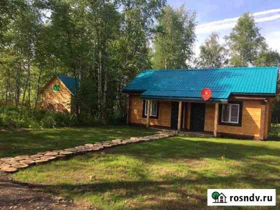 Дом 60 м² на участке 20 сот. Байкальск