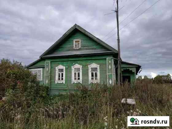 Дом 36 м² на участке 50 сот. Кесова Гора