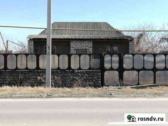 Дом 110 м² на участке 30 сот. Эльхотово