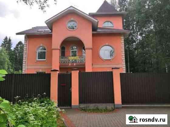 Дом 470 м² на участке 12 сот. Зеленогорск
