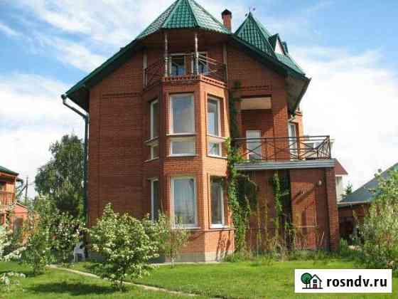 Коттедж 460 м² на участке 20 сот. Новосибирск