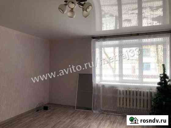 1-комнатная квартира, 34.5 м², 1/5 эт. Гусь-Хрустальный