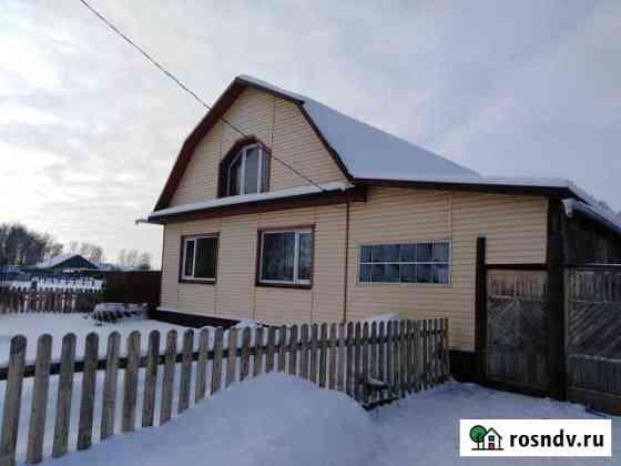 Дом 120 м² на участке 10 сот. Тюкалинск