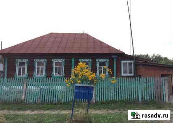 Дом 91.6 м² на участке 7.8 сот. Навашино