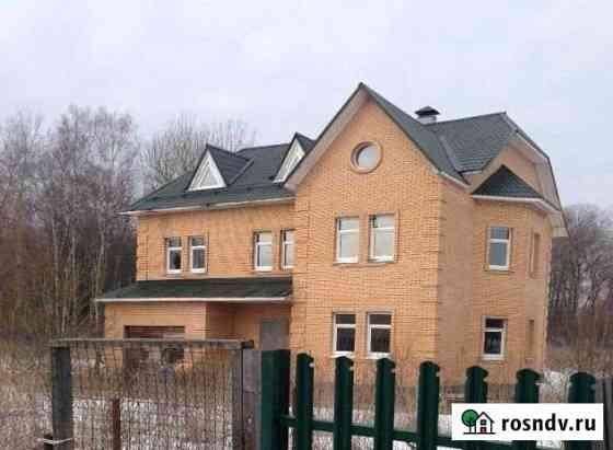 Дом 357.2 м² на участке 25 сот. Глебовский