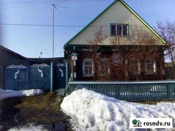 Дом 49.1 м² на участке 18 сот. Половинное