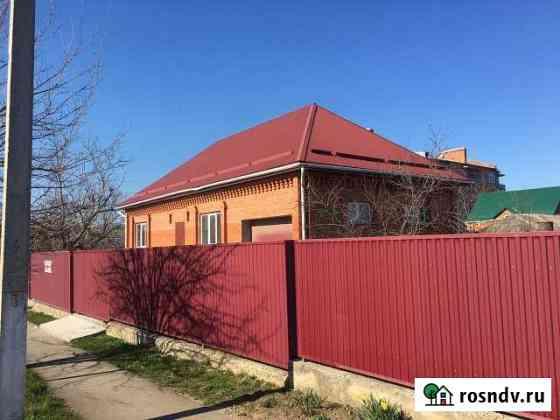 Дом 112.4 м² на участке 4.5 сот. Новокубанск