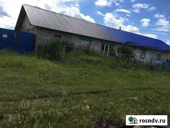 Дом 62 м² на участке 13 сот. Красноуфимск