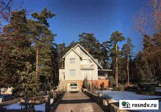Дом 176 м² на участке 15 сот. Волжский
