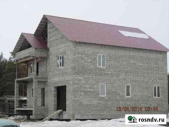Коттедж 300 м² на участке 16 сот. Якутск