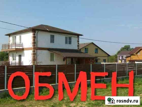 Дом 240 м² на участке 9 сот. Новопетровское