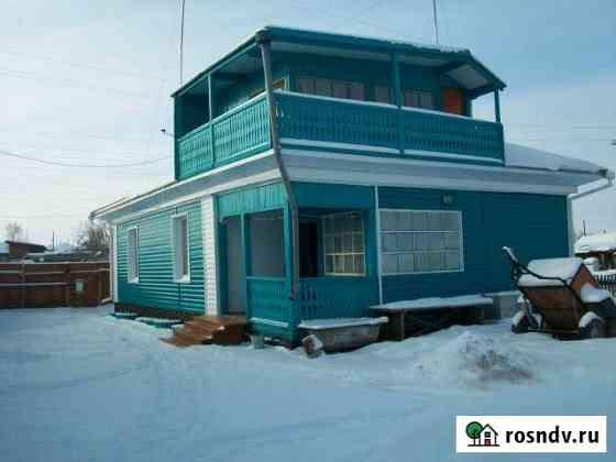 Дом 54 м² на участке 6 сот. Усть-Чарышская Пристань