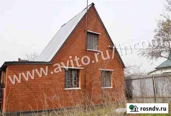 Дом 34 м² на участке 6 сот. Дзержинский