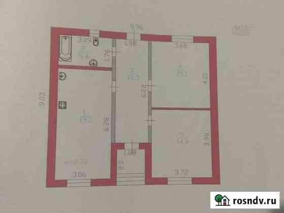 Дом 90 м² на участке 7 сот. Березанская
