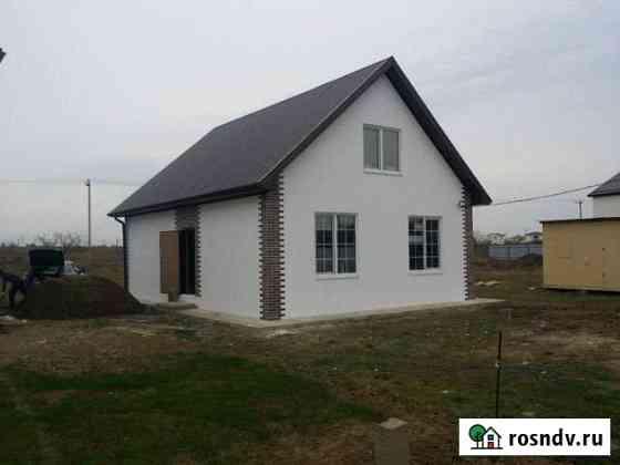 Дом 140 м² на участке 5 сот. Витязево